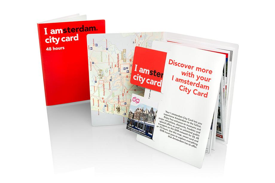 I Amsterdam City Card - LeisureBooQi